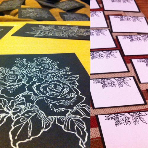 KRYL-floral-notecards-process-pic