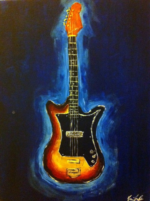 KRYL-guitar-painting